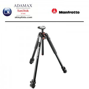 Manfrotto MT190XPRO3 Statyw (Nogi)