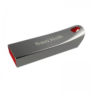 Sandisk Cruzer Force 64 GB Metal Flash Drive - Dysk USB 2.0